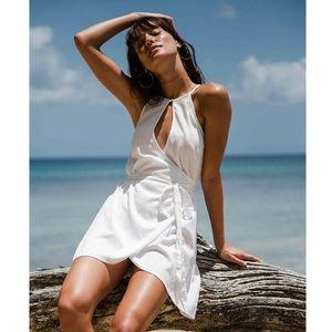 Billabong aloha babe wrap dress